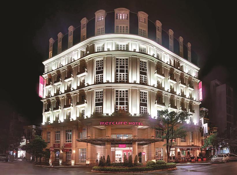KHÁCH SẠN MERCURE HANOI LA GARE HOTEL